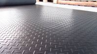Checker mat / Diamond plate mat