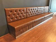 We are specialist in custom made bench seat for restaurant and cafe (FREE QUOTATION)