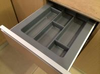 Kitchen Cabinet spoon tray