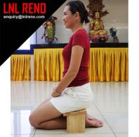 Meditation Stool (Suitable for Meditation, Yoga, Prayer)