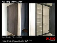 Wall Hang Shoe Cabinet