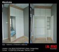 Customize wardrobe