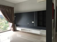 custom made tv cabinet design in petaling jaya
