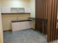 Office pantry renovation and design in Sunway