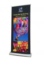 LUXURY Roll Up Bunting - 85cm (W) X 207cm (H) (Price Including GST)