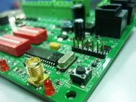PCB Assembly for Intelligent Hanger System