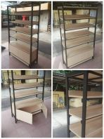 Oppa Rack with bottom cabinet