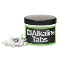 Alkaline Tabs Cleaner for Condensers in Tablet (18pcs/Jar)* Free Sample Available