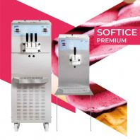 Soft Ice-Cream Machine - Soft Ice 2F 400/50/3