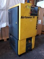 10 hp screw air compressor