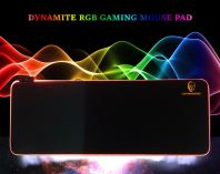 Dynamite RGB Gaming Mouse Pad
