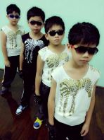Children Hip Hop