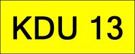 KDU13