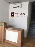 TITAN LEARNING CENTRE Acrylic Signage