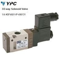 "PNEUMATIC VALVE 3/2-WAY 1/4"" #SF4601-IP"