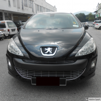 PEUGEOT 308 HEADLINER REPLACE FABRIC 5 SEATER