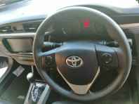 TOYOTA ALTIS STEERING WHEEL REPLACE LEATHER