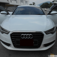 AUDI A6 HEADLINER REPLACE FABRIC 5 SEATER