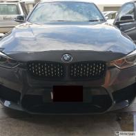 BMW 316i DASHBOARD REPLACE ALCANTARA M PERFORMANCE
