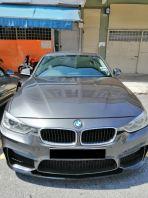 BMW F30 Console Box Arm Rest