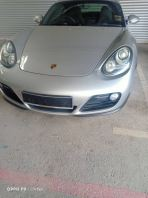 PORSCHE CAYMAN STEERING REPLACE NAPPA LEATHER