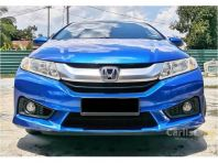 HONDA CITY I-VTEC REPLACE SYNTHETIC LEATHER