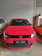 VOLKSWAGEN POLO REPLACE ROOF LINER COVER
