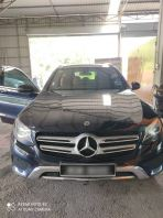 MERCEDES BENZ GLC 200 STEERING WHEEL METALLIC SPRAY