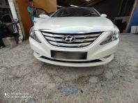HYUNDAI SONATA ROOF LINER COVER REPLACE