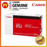 Canon Cartridge 052 Black Standard Original Laser Toner For imageCLASS LBP214dw LBP2