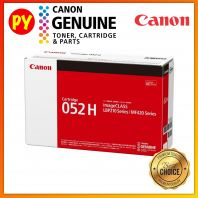 Canon Cartridge 052H Black High Cap Original Laser Toner  imageCLASS LBP214dw LBP215x MF426dw MF429x