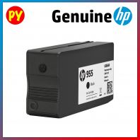 HP 955 Black Original Ink Cartridge(L0S60AA) - for HP OJ PRO 8720 / HP OJ PRO 8210