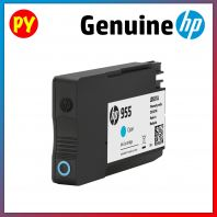 HP 955 Cyan Original Ink Cartridge(L0S51AA) - for HP OJ PRO 8720 / HP OJ PRO 8210