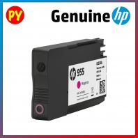 HP 955 Magenta Original Ink Cartridge(L0S54AA) - for HP OJ PRO 8720 / HP OJ PRO 8210