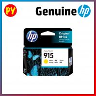 HP 915 Yellow Original Ink Cartridge (3YM17AA)