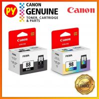 Canon PG-88 + CL-98 set Original Ink Cartridge PG88 CL98