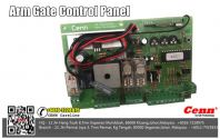 Autogate Arm Swing Folding Control Panel