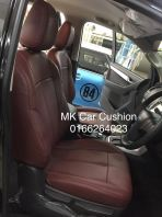 ISUZU D-MAX SUPER LEATHER SEAT COVER, 3 YEARS WARRANTY