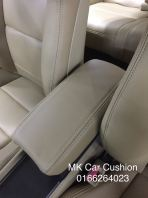 HONDA CIVIC SUPER LATHER SEAT COVER, DOOR PANEL & ARM REST, 3 YEARS WARRANTY