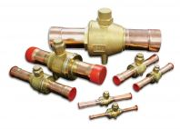 Refrigeration Ball Valves