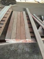 Meranti sawn timber