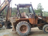 rental of wheel loader