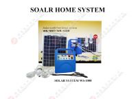 SOLAR HOME SYSTEM WS1007