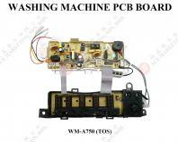 WASHING MACHINE PCB WM-A750 (TOS)
