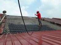Roof Painting @Desa ParkCity