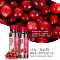 ��������ԭ������Խݮ���� Kunrenbo Collagen Peptide Cranberry Fruit Drink