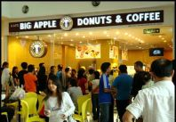 Big Apple Donuts and Coffee
