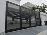 Full Aluminium Gate