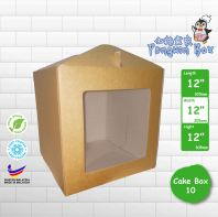 "Cake Box 10 12""x12""x12"" @ 15pcs x RM15.00/pc"