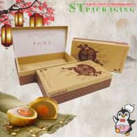 6pcs Shanghai Mooncake Box @ 23pcs x RM5.60/pc